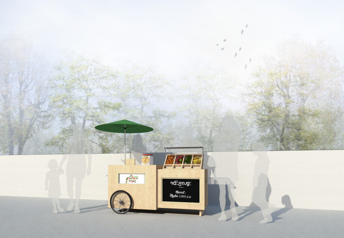 FRUIT STAND DESIGN
