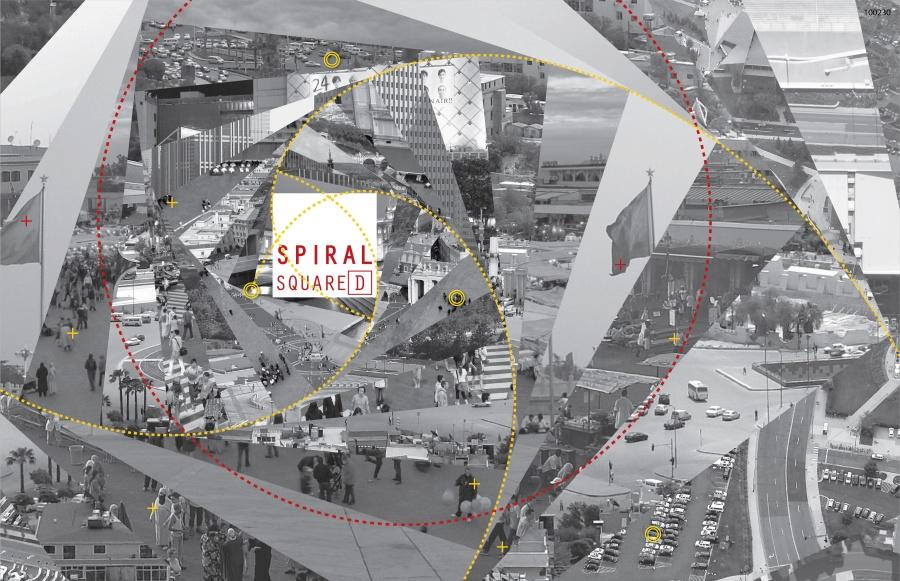 Spiral Square[D]