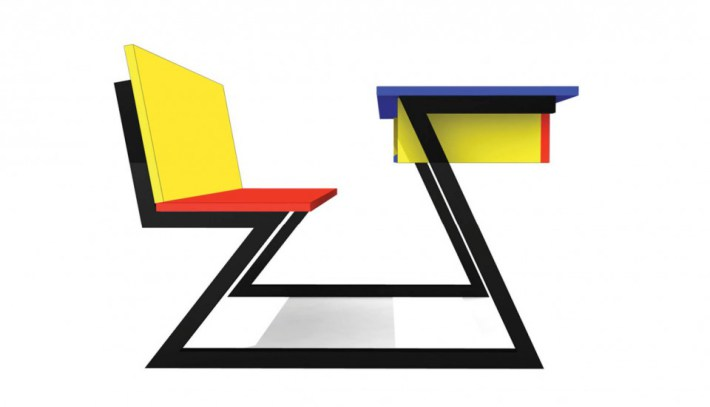 Z SCHOOL FURNITURE |NLÉ| LAGOS, NIGERIA | 2012